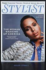 KERRY WASHINGTON KARLA CROME STYLIST MAGAZINE JULY 2014 NEW