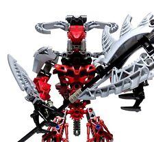 LEGO Bionicle Dark Hunter Charger (custom)