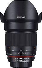 Brand New Samyang 24mm F1.4 ED AS IF UMC for Pentax K