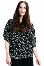 Classic Blouses Casual Batwing Tops & Shirts for Women