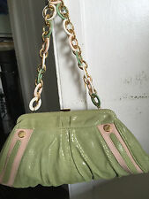 Hype leather bag