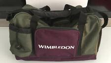 Mega Rare All England Wimbledon Championships Tennis Gym Sports Bag Holdall!!