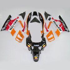 Injection ABS Plastic Fairing Bodywork Kit For Honda CBR600F3 CBR600 F3 97-98 6B