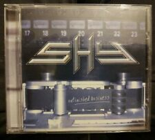 Shy - Unfinished Business CD [2011]