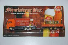 Werbetruck  MAN  Hängerzug  Mönchskrug Bier 7
