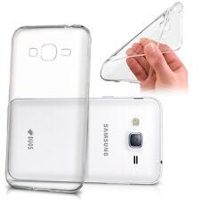 Housse Etui Coque Gel UltraSlim TRANSPARENT Samsung Galaxy Express Prime 4G LTE