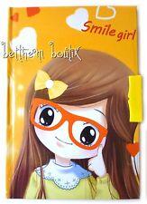Goth : Journal Intime à Code ORANGE Jaune Fille Manga Japon Gothique