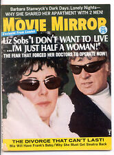 MOVIE MIRROR  November 1968 (11/68) - Complete Issue