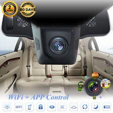 Hidden Car HD1080P WIFI DVR Vehicle Camera Video Recorder Dash Night Vision ed2