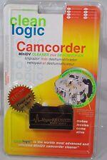 Clean Logic HyperBrush Camcorder MiniDV Cleaner Dehumidifier Video Heads CL240