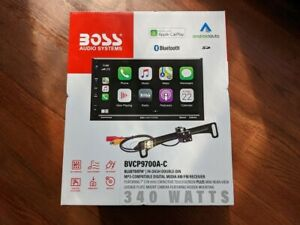 BOSS bvcp9700a-c , in-dash double-din, MP3, AM/FM, android auto, apple car play