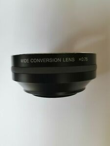 Sony VCL-HGA07B WIDE CONVERSION 0.75X