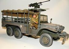 1:18 Ultimate Soldier 21st Century WWII U.S Dodge WC63 Half Ton  Carrier Truck