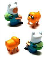 ADVENTURE TIME CARTOON NETWORK NEW MINI FIGURES FINN & JAKE 1:32 SCALE DIORAMA