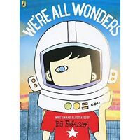 We're All Wonders by Palacio, R J | Paperback Book | 9780141386416 | NEW