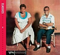 Ella Fitzgerald Louis Armstrong - Ella and Louis [CD]