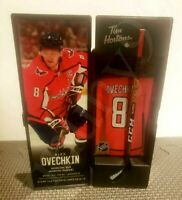 2020 ALEX OVECHKIN TIM HORTONS LIMITED EDITION NHL COLLECTIBLE STICK / LOCKER SP
