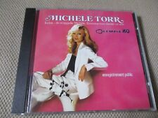 "CD ""MICHELE TORR - OLYMPIA 80 (1980)"" enregistrement public"