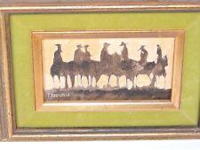 Vintage Mary Lehman Listed California Artist Oil Painting - Untitled - Signed