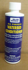 60% Waveless Waterbed Mattress Liner Fill Drain Conditioner Kit