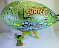 Vintage TMNT / Blimp / Teenage Mutant Ninja Turtle Action Figure Vehicle