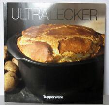 "TUPPERWARE Kochbuch ""Ultra Lecker"" Backofen Rezepte E40 Kochbuch UltraPro"