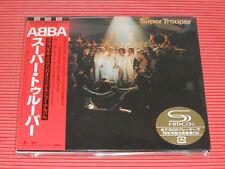 ABBA Super Trouper  with Bonus Tracks   JAPAN MINI LP SHM CD