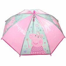 Stockschirm Pink   Peppa Wutz   Peppa Pig   Kinder Regenschirm