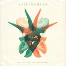 Alice In Chains - The Devil Put Dinosaurs Here (NEW CD)