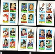 Topps Green Bay Packers Vintage (Pre-1970) Football Cards