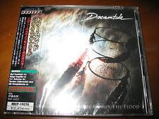 Dreamtide / Here Comes the Flood JAPAN+1 Fair Warning Bonfire PROMO NEW!!!!! B