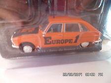 RENAULT 16 R16 EUROPE 1 TOUR DE FRANCE 1969 NOREV 1/43   F51