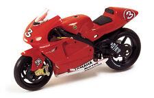 IXO Yamaha YZR-M1 2002 1:24 #3 Max Biaggi (ITA) MotoGP