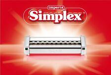Attachment for Noodle Machine Imperia Simplex Trenette, for 4 mm Fine Noodles