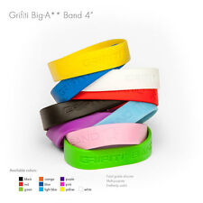"Grifiti Big-Ass Bands 4"" 5 Pack Tough Silicone Replaces Rubber or Elastic Bands"