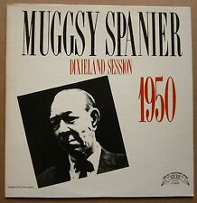 LP Muggsy Spanier And His Dixieland Band ‎– Dixieland Session 1950 Us Ragtime