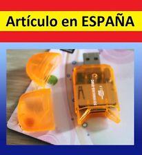 LECTOR TARJETAS DE MEMORIA SD a USB TF card T-Flash mini adaptador M2  MMCSDHC