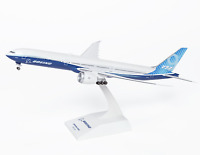 Boeing 777x 9 1/200 Scale Brand New Very Rare Foldable Wingtips