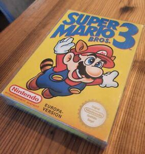 NES Super Mario Bros. 3 inkl. OVP & Anleitung CiB