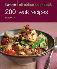 Hamlyn All Colour Cookbook: 200 Wok Recipes, New Books