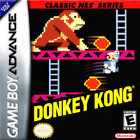 Classic NES Series: Donkey Kong - Nintendo Game Boy Advance GBA