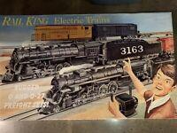 ✅ORIGINAL 1995 MTH TRAIN SET PREMIER CHICAGO NORTHWESTERN H10-44 DIESEL ENGINE
