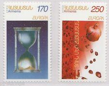 2003 Armenië 477-478 Europa CEPT - Affichekunst - Poster art