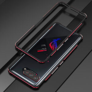 For Asus ROG Phone 5 /Pro /Ultimate Aluminum Metal Bumper Frame Lens Case Cover
