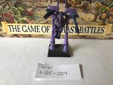 Warhammer 40k Eldar war walker oop metal craftworlds