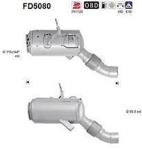 Filtro particulas BMW X6 35d 3.0TD V6 24V 2993 cc 286 cv M57N2 E71 E72 5/08>