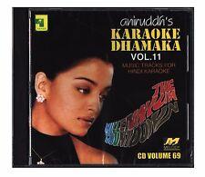 Aniruddh's Karaoke Dhamaka Vol 11 The Millennium Countdown Bollywood Music CD
