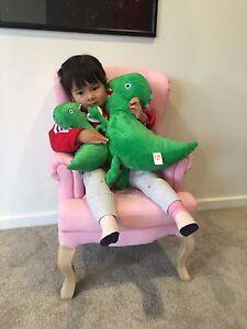 45CM/25CM Peppa Pig George's Mr Dinosaur Buddy  Plush Stuffed Animals Dolls Toy