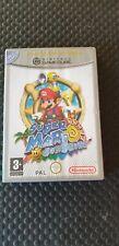 Super Mario Sunshine - Nintendo Gamecube - Complete With Manual - PAL