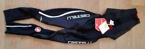 new Castelli Sorpasso Wind bib tights, size S
